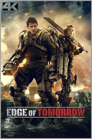 Poster: Edge of Tomorrow