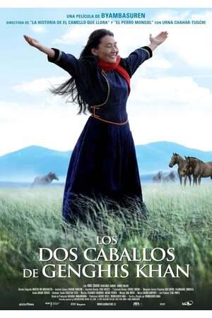 Poster: Das Lied von den zwei Pferden