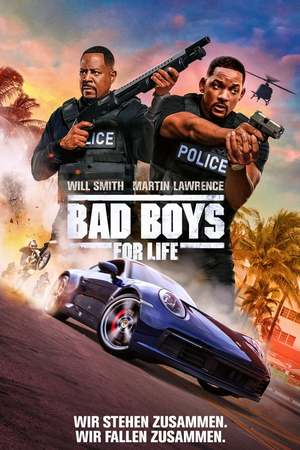 Poster; Bad Boys for Life