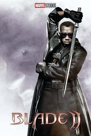 Poster: Blade II