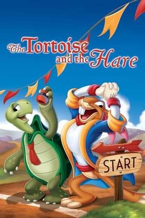 Poster: Die Schildkröte und der Hase