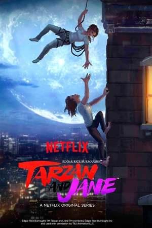 Poster: Tarzan und Jane