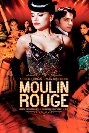 Poster: Moulin Rouge