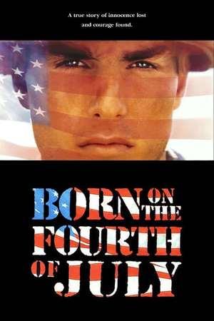 Poster: Geboren am 4. Juli