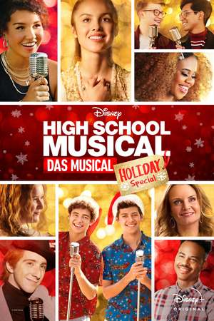 Poster: High School Musical: Das Musical: Holiday Special