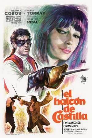 Poster: Der Falke von Kastilien