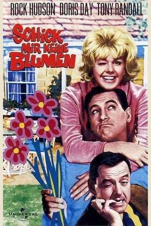 Poster: Schick mir keine Blumen
