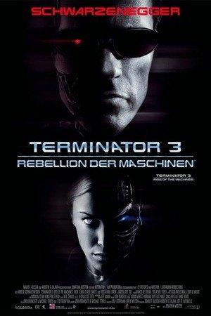 Poster: Terminator 3 - Rebellion der Maschinen