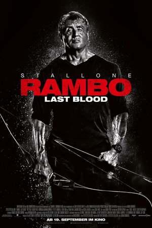 Poster: Rambo - Last Blood