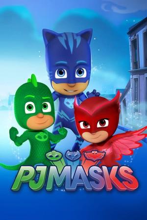 Poster: PJ Masks – Pyjamahelden