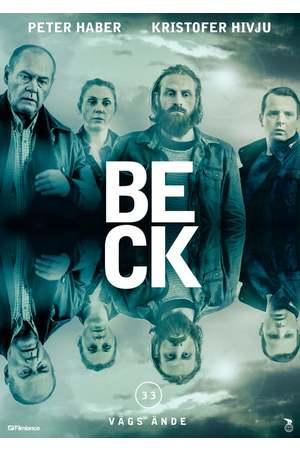 Poster: Kommissar Beck 33 - Tödliche Sackgasse