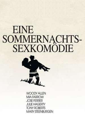 Poster: Eine Sommernachts-Sexkomödie