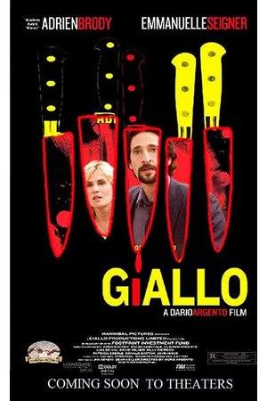 Poster: Giallo