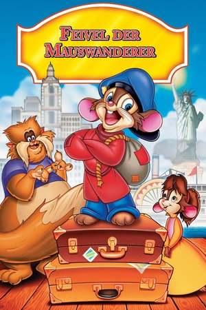 Poster: Feivel der Mauswanderer