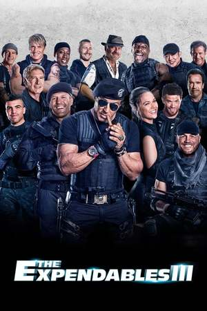 Poster: The Expendables 3