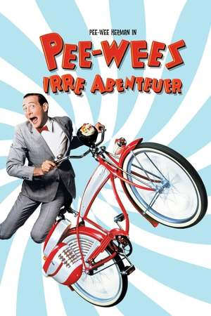 Poster: Pee-Wee's irre Abenteuer