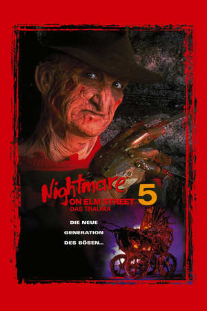 Poster: Nightmare on Elm Street 5 - Das Trauma