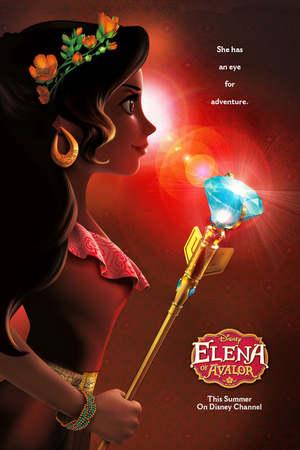 Poster: Elena von Avalor