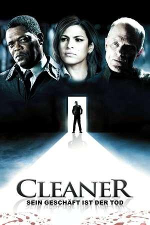Poster: Cleaner - Sein Geschäft ist der Tod