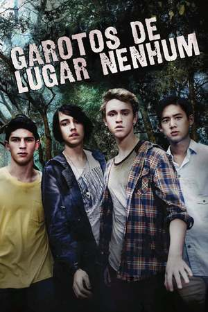 Poster: Nowhere Boys