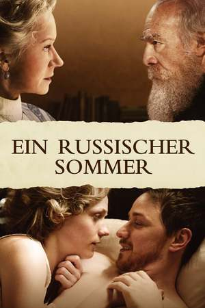 Poster: Ein russischer Sommer
