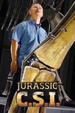 Poster: Jurassic C.S.I.