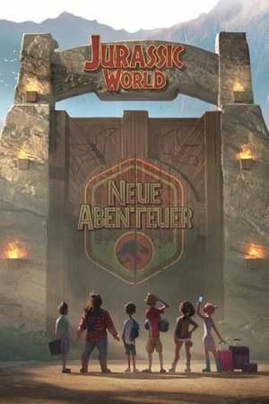 Poster: Jurassic World: Neue Abenteuer