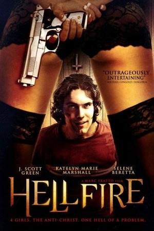 Poster: Hell Fire - Der Sohn des Teufels