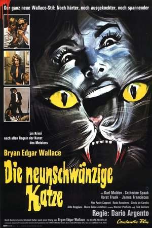 Poster: Die neunschwänzige Katze