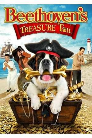 Poster: Beethoven und der Piratenschatz