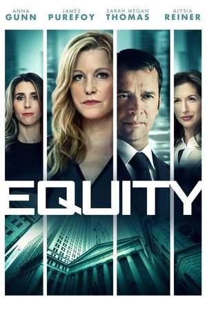 Poster: Equity - Das Geld, die Macht und die Frauen
