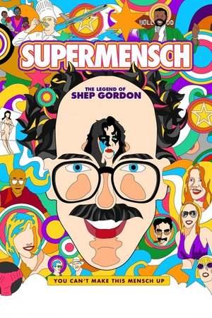 Poster: Supermensch - Wer ist Shep Gordon?