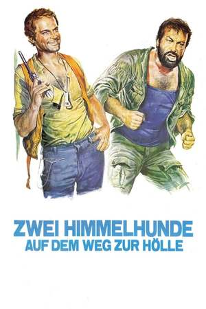 Poster: Zwei Himmelhunde auf dem Weg zur Hölle