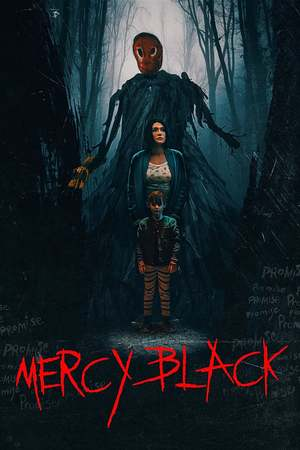 Poster: Mercy Black