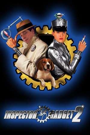 Poster: Inspector Gadget 2