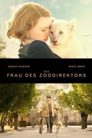 Poster: Die Frau des Zoodirektors
