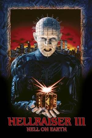 Poster: Hellraiser III: Hell on Earth