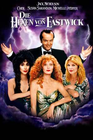 Poster: Die Hexen von Eastwick