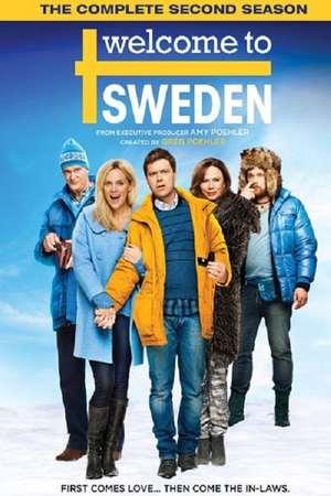 Poster: Welcome to Sweden