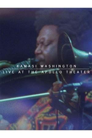 Poster: Kamasi Washington Live At The Apollo Theater