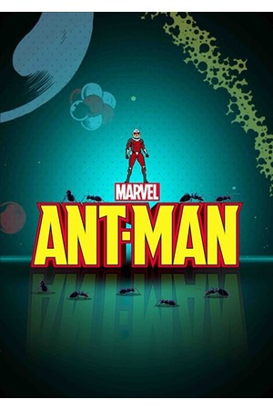 Poster: Marvel's Ant-Man