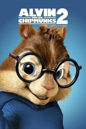 Poster: Alvin und die Chipmunks 2