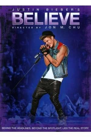 Poster: Justin Bieber's Believe