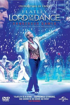 Poster: Michael Flatley - Lord of the Dance - Dangerous Games