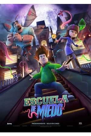 Poster: Escuela de Miedo