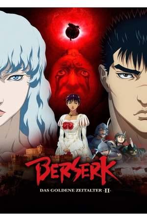 Poster: Berserk - Das goldene Zeitalter II