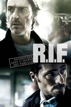 Poster: R.I.F. - Ich werde Dich finden