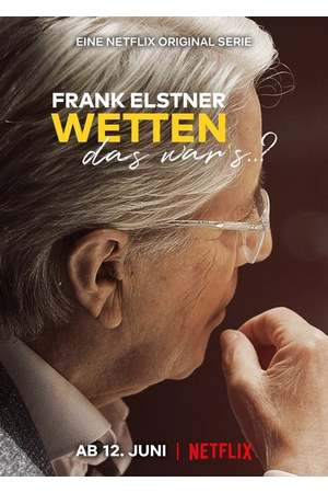 Poster: Frank Elstner: Wetten, dass war's..?