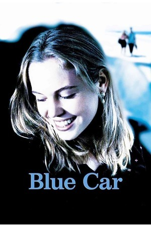 Poster: Blue Car – Poesie des Sommers
