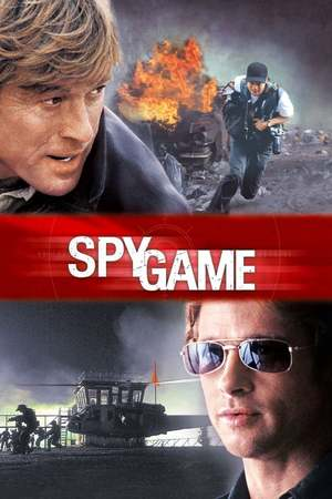 Poster: Spy Game -  Der finale Countdown